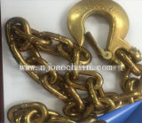 Nacm Standard 1990 Link Chain Transport Chain G70 mit Clevis Sling Hook H331/A331
