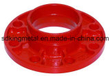 Iron étirable 300psi Grooved Threadead Flanges