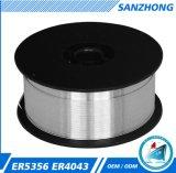 Bester Er5183 Er4047 Er1100 Aluminiumschweißens-Draht hergestellt in China Jiangsu