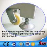 Macchina pneumatica automatica della pressa di calore di ampio formato delle stazioni del doppio
