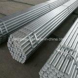 Tubo de acero galvanizado sumergido caliente para la construcción