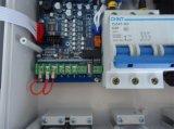Painel de controle frente e verso L922-S da bomba (levantamento da água de esgoto/tipo da drenagem)