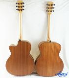 Do estudante quente da venda de China Aiersi guitarra de aço acústica Sg01sm-40 da corda