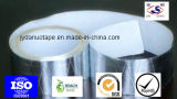 Joint de pipe de la CAHT enveloppant la bande isolée de conduit de papier d'aluminium