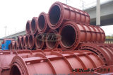 Tipi d'espulsione verticali di tubi di drenaggio che fanno macchina
