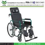 물리 치료 장비 고도 조정가능한 시트 Foldable Standerd 휠체어