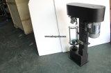 Halb-Selbstmetalldeckel, der Kappen-mit einer Kappe bedeckende Maschine sperrt