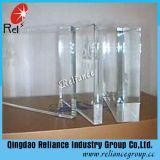 Het ultra Duidelijke die Glas van het Ijzer van /Low van het Glas van de Vlotter voor Serre wordt gebruikt