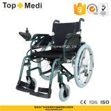 페이지 Controller를 가진 Topmedi Aluminum Power Electric Wheelchair