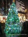 Décoration de vacances de Noël de lumière de réseau de motif de DEL