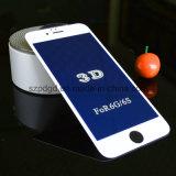 pour l'iPhone 6/6s plus les accessoires 3D de téléphone 9h a courbé le butoir de film de protection d'écran en verre Tempered de bord