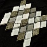 Mosaico de cerámica del hielo del crujido del diamante para 2016 (OYT-S001)