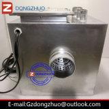 Traitement des eaux résiduaires d'acier inoxydable pour la fosse septique