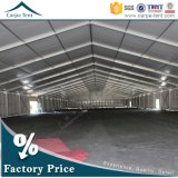 Modulare und Movable Design Large Messe Tent Big Exhibition Tent mit Solid ABS Panel Walls