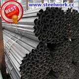 ERWは電流を通したアニーリングによって溶接されたP整形鋼鉄管(T-08)に
