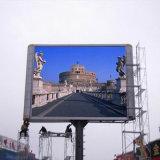 La publicité extérieure polychrome d'affichage à LED de P16