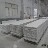 surface solide acrylique modifiée blanche de panneau de mur de 12mm (161014)