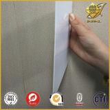 Strato lucido bianco rigido del PVC