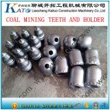 Morceau Drilling rotatoire B47k22h de carbure et support de B43h