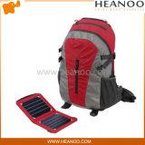 回復可能な太陽電池パネルエネルギーによって動力を与えられる充満袋のラップトップのバックパックのハイキング