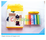 12PCS Soft Pastel con Holder