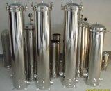 Tipo vertical filtro do saco do aço inoxidável