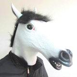 Gruselige Pferden-Kopf-Schablonen-Halloween-kundenspezifische Schablonen-Partei-Schablone