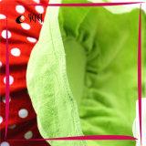 Подушка кровати перемещения вышивки X-Mas заполненная шелком длинняя