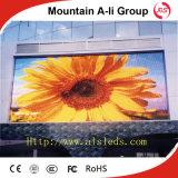 La publicité polychrome extérieure de l'Afficheur LED P6