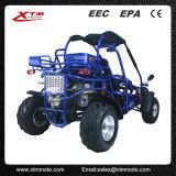 EEC에 의하여 승인된 샤프트 사슬 구동은 4 바퀴를 가진 Kart 간다
