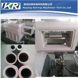 PVC注入口のMastrubatch機械、二重ねじプラスチック押出機、管の微粒の押出機
