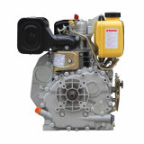 6.7HP heet Nieuw Ontwerp 2 Cilinder 4 van de Verkoop de Gekoelde Dieselmotor van de Slag Lucht