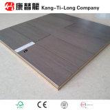 Piso de madera dura de bambú tejido filamento barato