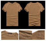 3 Farben Esdy im Freiensport, der Breathable schnelle trocknende T-Shirts reitet