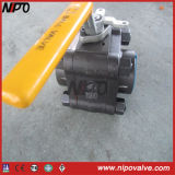 API 6D Forged Steel Stainless Steel Ball Valve