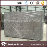 床タイルのための中国の安い多色刷りの灰色の大理石の平板