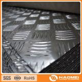 piatto dell'alluminio delle 5 barre
