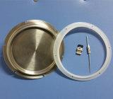 Termostato bimetálico calentador de aceite líquido protector de expansión de temperatura
