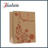 """"""" Gerade für Sie """" Packpapier-Handeinkaufen-Geschenk-Beutel Brown-"""