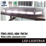 Weißer LED Miniröhrenblitz Lightbar 28 Zoll-mit Aluminiumdeckel und linearem Objektiv (TBG-505L-4B6)