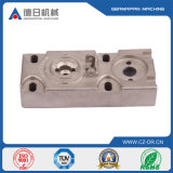 CNC Machining Large Precise Steel Casting для Spare Parts