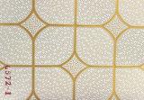 PVC смотрел на плитки потолка гипса