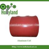 Het met een laag bedekte & In reliëf gemaakte Blad van de Rol van het Aluminium (ALC1110)