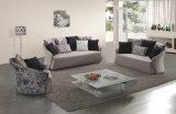 Sofà domestico moderno popolare del tessuto del salone impostato (HC1209B)