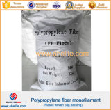 Fibra concreta Cemento-Basata del monofilamento dei pp