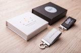 주문 가죽 16GB USB 저속한 Pendrive