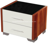 HauptFurniture Kopfende Table mit Drawers (F818#)