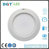 Aluninum comprable 12W 960lm adelgaza LED Downlight