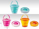 Bucket Colourful di 5L&7L Folding Bucket per Children