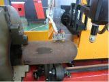3つの軸線CNCの管のプロフィールの打抜き機